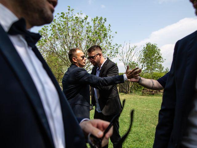 Il matrimonio di Thomas e Ilaria a Gaggiano, Milano 30