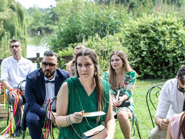 Il matrimonio di Thomas e Ilaria a Gaggiano, Milano 33