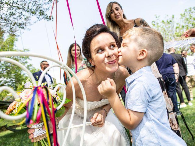 Il matrimonio di Thomas e Ilaria a Gaggiano, Milano 35