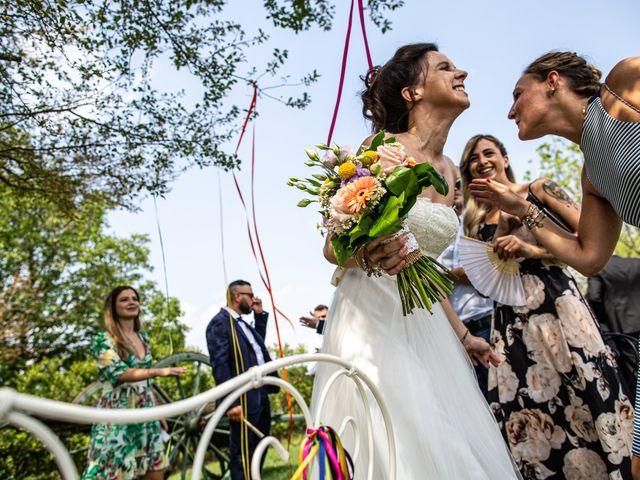Il matrimonio di Thomas e Ilaria a Gaggiano, Milano 36