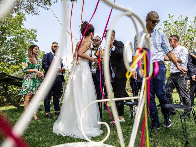 Il matrimonio di Thomas e Ilaria a Gaggiano, Milano 38