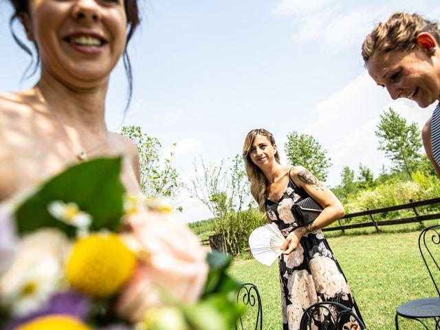 Il matrimonio di Thomas e Ilaria a Gaggiano, Milano 39