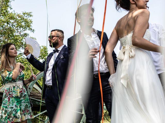 Il matrimonio di Thomas e Ilaria a Gaggiano, Milano 42
