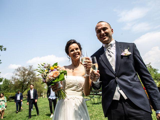 Il matrimonio di Thomas e Ilaria a Gaggiano, Milano 43
