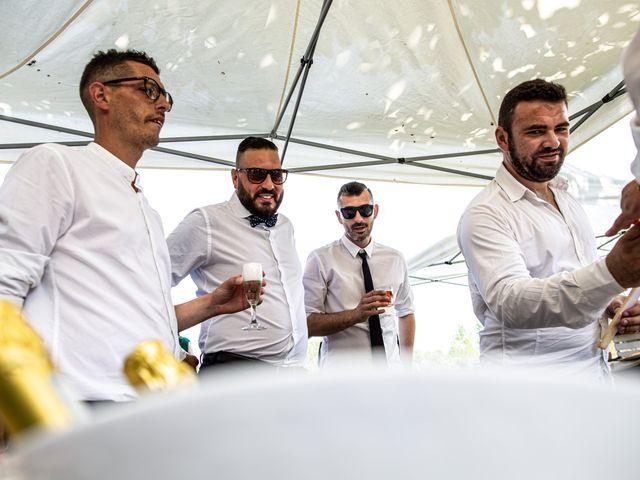 Il matrimonio di Thomas e Ilaria a Gaggiano, Milano 45