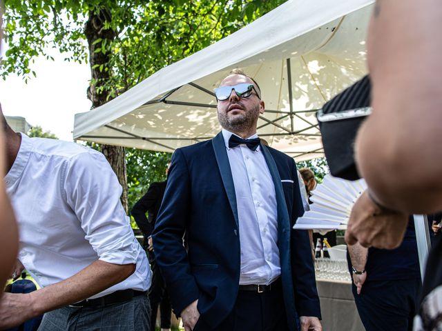 Il matrimonio di Thomas e Ilaria a Gaggiano, Milano 47