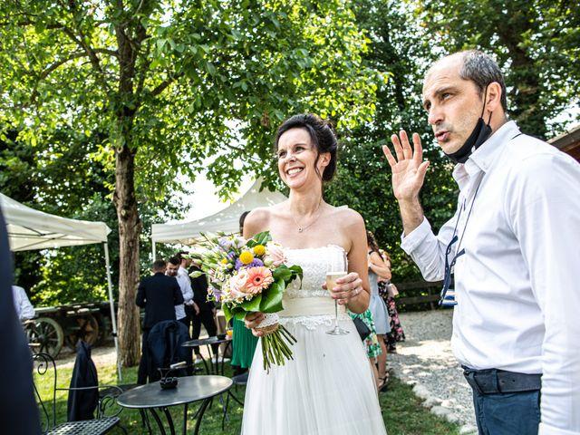 Il matrimonio di Thomas e Ilaria a Gaggiano, Milano 48
