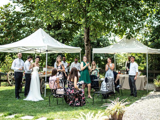 Il matrimonio di Thomas e Ilaria a Gaggiano, Milano 61