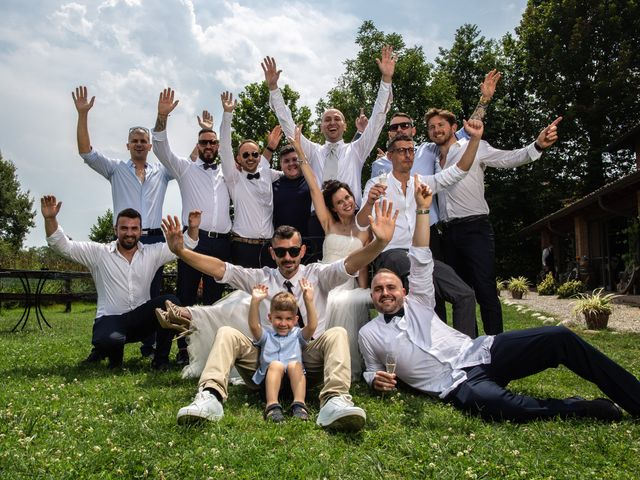 Il matrimonio di Thomas e Ilaria a Gaggiano, Milano 70