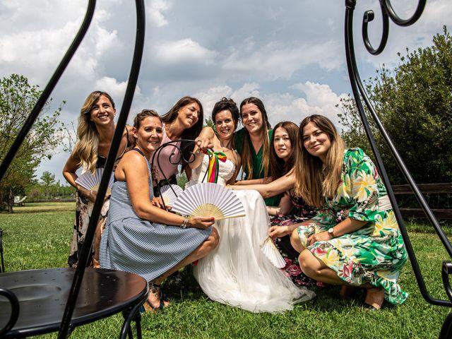 Il matrimonio di Thomas e Ilaria a Gaggiano, Milano 72