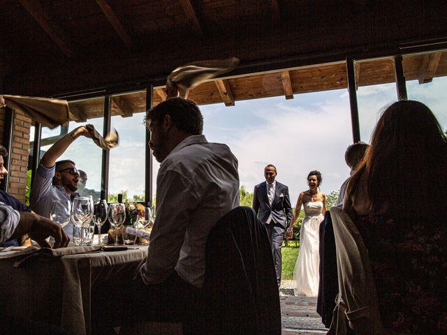 Il matrimonio di Thomas e Ilaria a Gaggiano, Milano 73