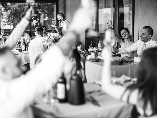 Il matrimonio di Thomas e Ilaria a Gaggiano, Milano 80