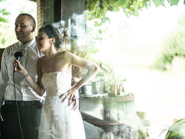 Il matrimonio di Thomas e Ilaria a Gaggiano, Milano 82