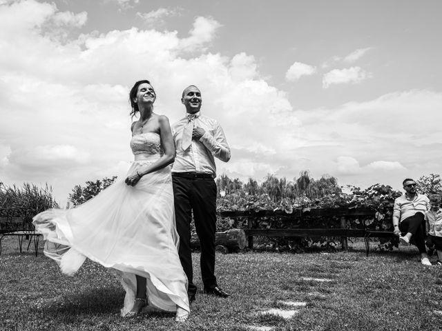 Il matrimonio di Thomas e Ilaria a Gaggiano, Milano 84