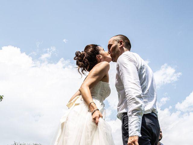 Il matrimonio di Thomas e Ilaria a Gaggiano, Milano 88