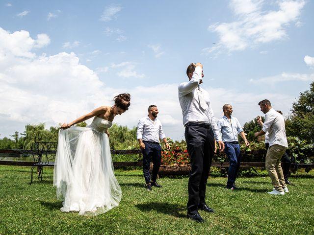 Il matrimonio di Thomas e Ilaria a Gaggiano, Milano 89