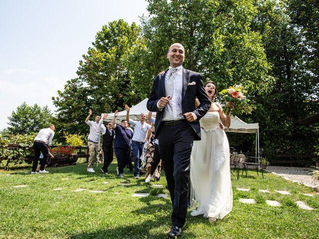 Il matrimonio di Thomas e Ilaria a Gaggiano, Milano 91