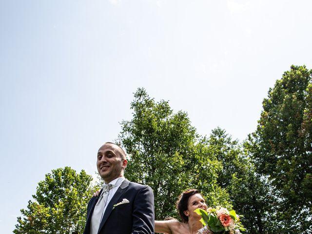 Il matrimonio di Thomas e Ilaria a Gaggiano, Milano 92