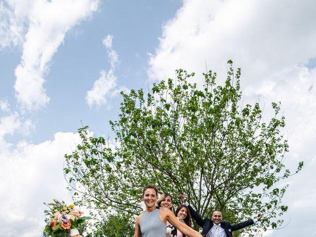 Il matrimonio di Thomas e Ilaria a Gaggiano, Milano 93