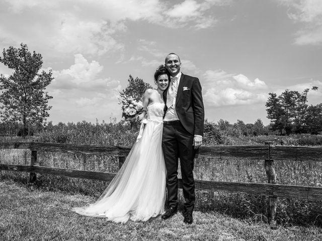 Il matrimonio di Thomas e Ilaria a Gaggiano, Milano 96