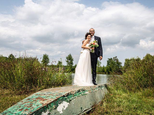 Il matrimonio di Thomas e Ilaria a Gaggiano, Milano 100