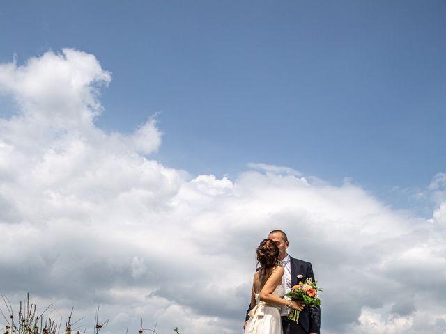 Il matrimonio di Thomas e Ilaria a Gaggiano, Milano 101