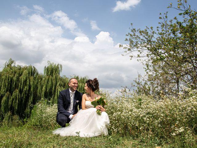 Il matrimonio di Thomas e Ilaria a Gaggiano, Milano 102