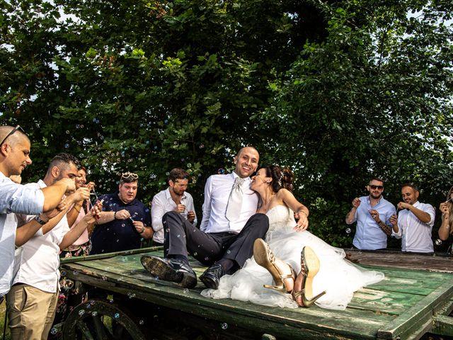 Il matrimonio di Thomas e Ilaria a Gaggiano, Milano 105