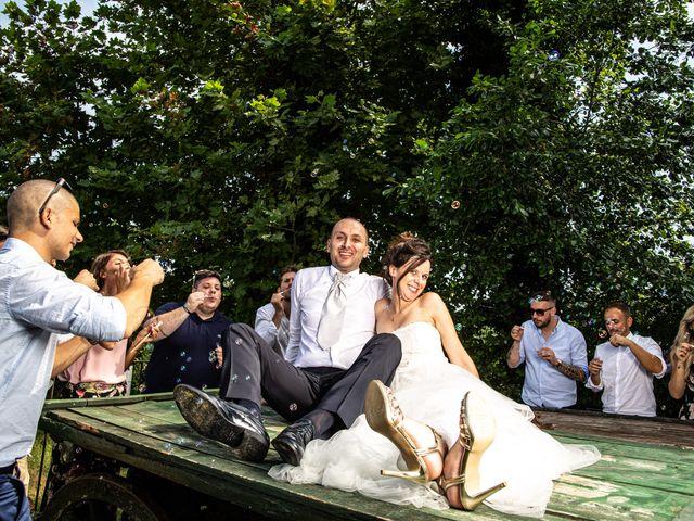 Il matrimonio di Thomas e Ilaria a Gaggiano, Milano 106