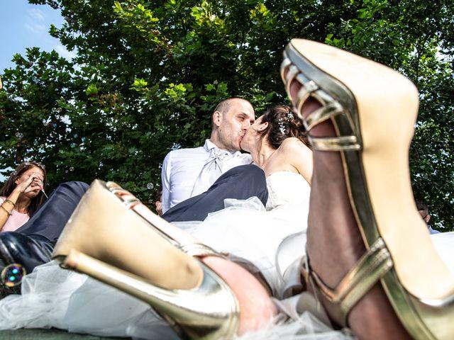 Il matrimonio di Thomas e Ilaria a Gaggiano, Milano 107