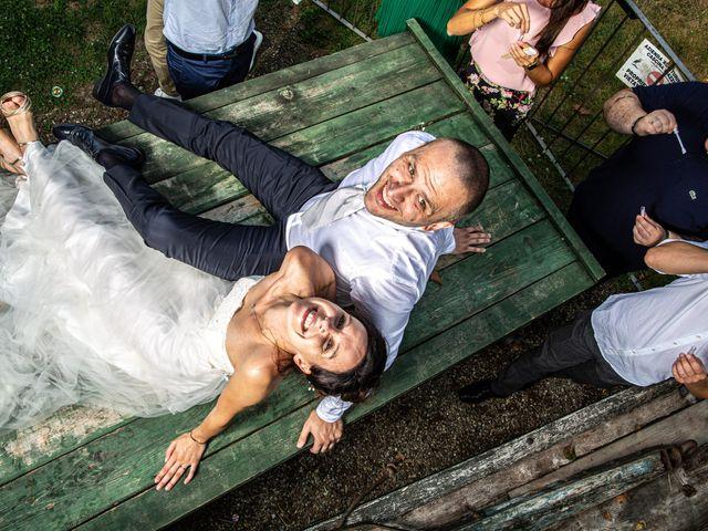 Il matrimonio di Thomas e Ilaria a Gaggiano, Milano 108