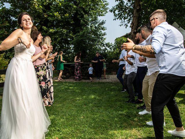 Il matrimonio di Thomas e Ilaria a Gaggiano, Milano 110