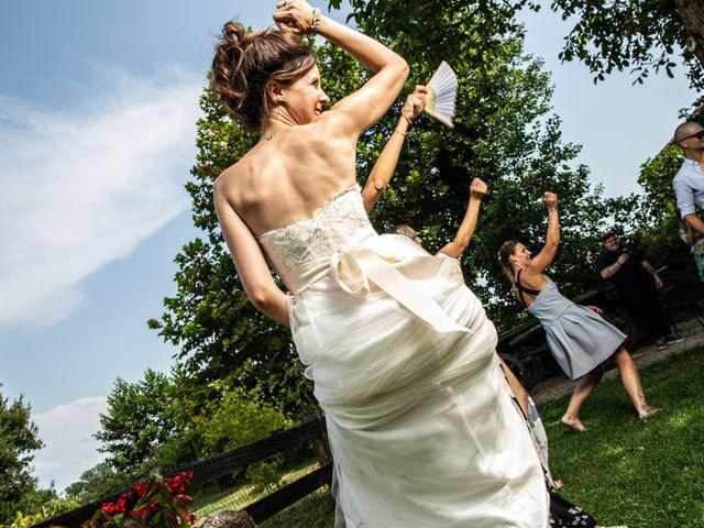 Il matrimonio di Thomas e Ilaria a Gaggiano, Milano 112