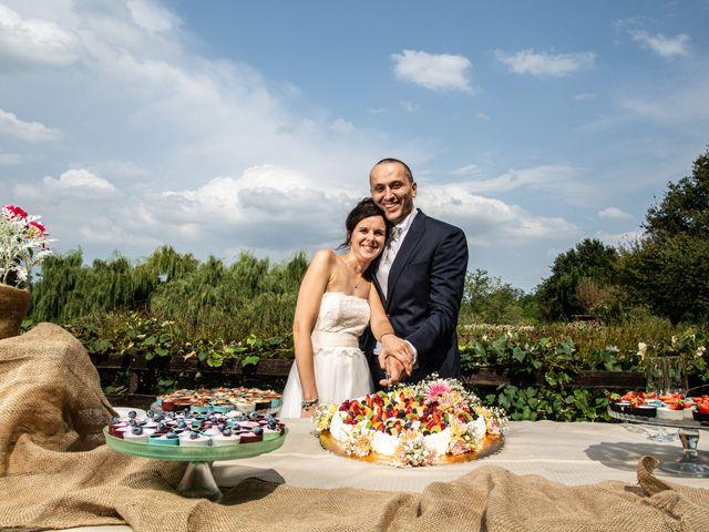 Il matrimonio di Thomas e Ilaria a Gaggiano, Milano 115