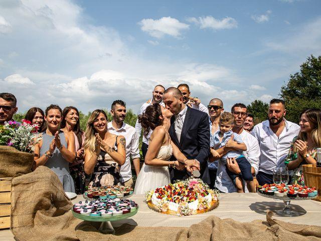 Il matrimonio di Thomas e Ilaria a Gaggiano, Milano 116