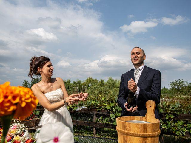 Il matrimonio di Thomas e Ilaria a Gaggiano, Milano 117