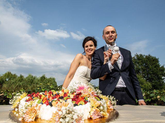 Il matrimonio di Thomas e Ilaria a Gaggiano, Milano 118