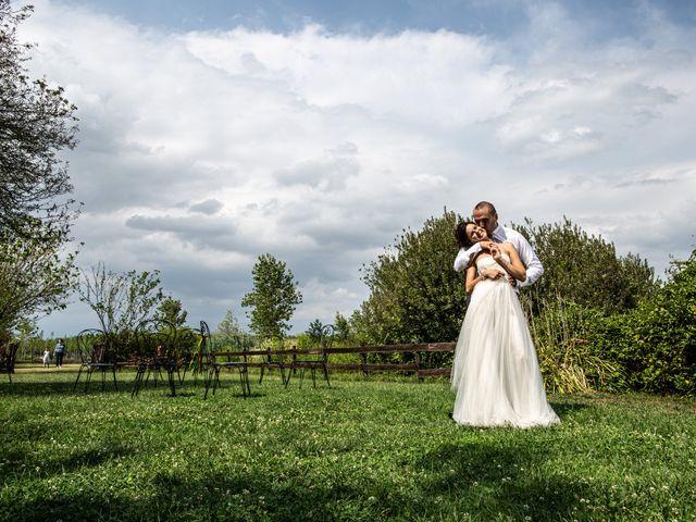 Il matrimonio di Thomas e Ilaria a Gaggiano, Milano 120
