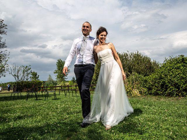 Il matrimonio di Thomas e Ilaria a Gaggiano, Milano 121