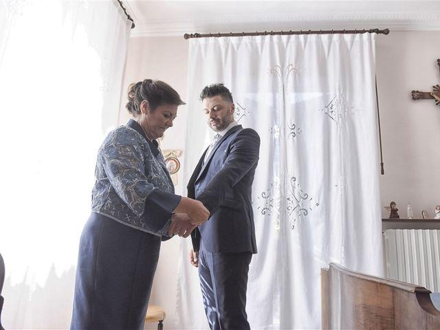 Il matrimonio di Denny e Nunzia a Carpino, Foggia 13