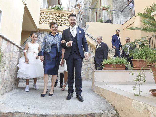 Il matrimonio di Denny e Nunzia a Carpino, Foggia 15