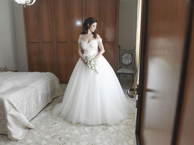 Il matrimonio di Denny e Nunzia a Carpino, Foggia 21