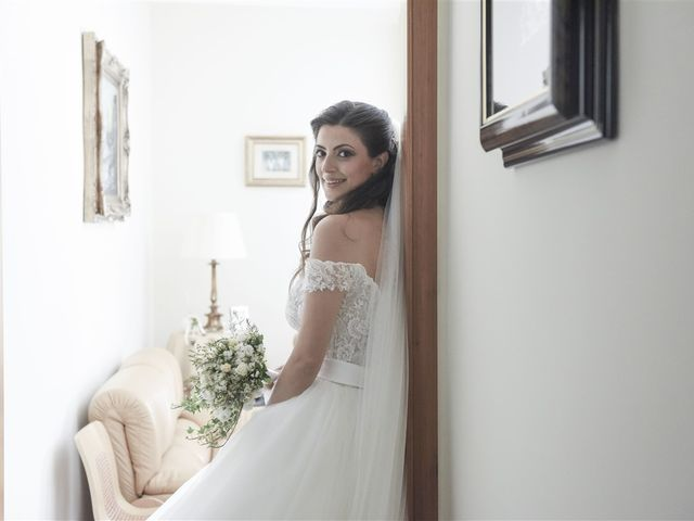 Il matrimonio di Denny e Nunzia a Carpino, Foggia 23