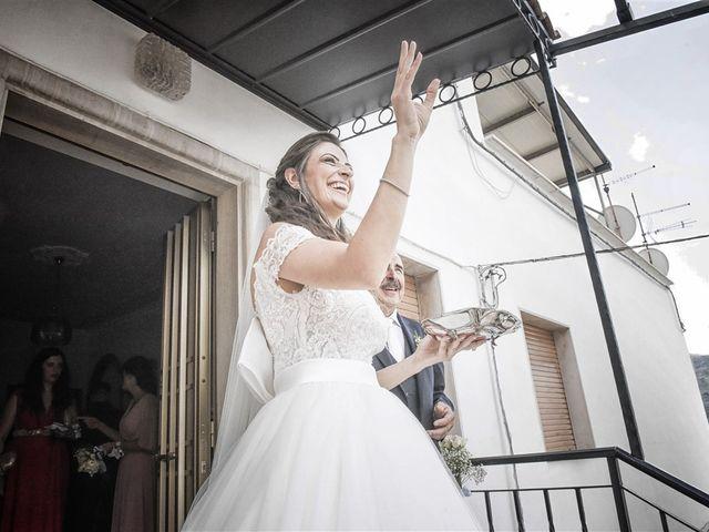 Il matrimonio di Denny e Nunzia a Carpino, Foggia 24