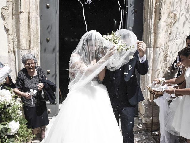 Il matrimonio di Denny e Nunzia a Carpino, Foggia 26