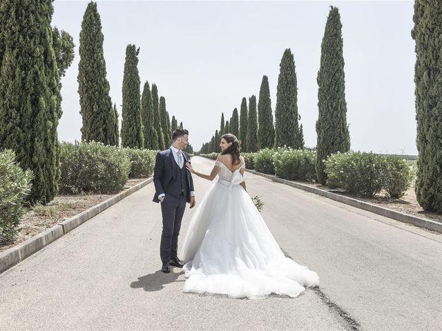 Il matrimonio di Denny e Nunzia a Carpino, Foggia 29