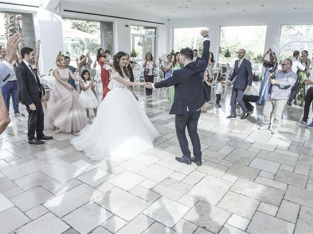 Il matrimonio di Denny e Nunzia a Carpino, Foggia 31