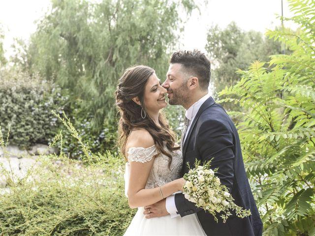 Il matrimonio di Denny e Nunzia a Carpino, Foggia 32