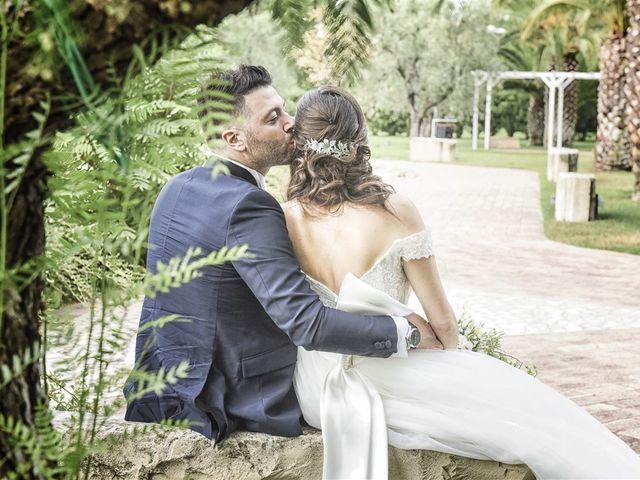 Il matrimonio di Denny e Nunzia a Carpino, Foggia 34