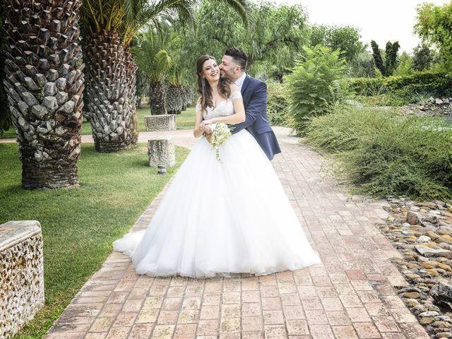 Il matrimonio di Denny e Nunzia a Carpino, Foggia 35